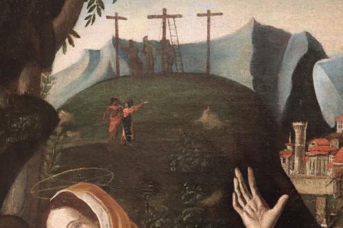 "BARTOLOMEO SUARDI ""BRAMANTINO"" and workshop - (Milan 1465-1530) Deposition -"