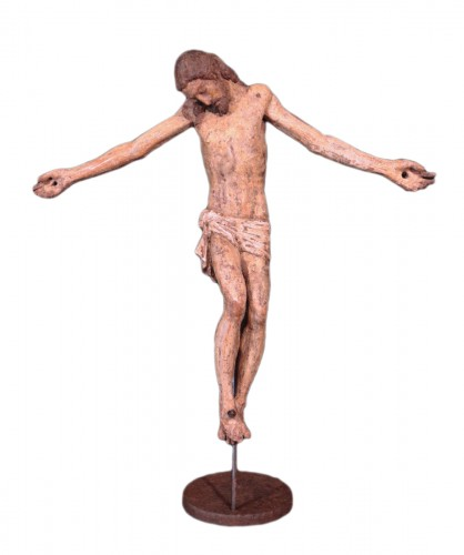 Wooden Christ With Articulated Arms, Florence '400