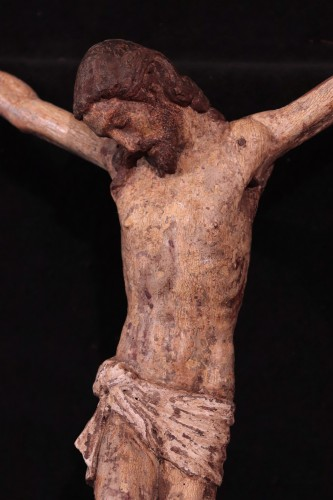 Wooden Christ With Articulated Arms, Florence '400 -
