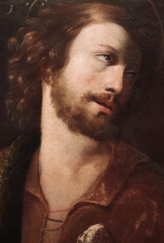 Portrait : Apostle Saint James - Francesco Leoncini (Tuscany 17th century -