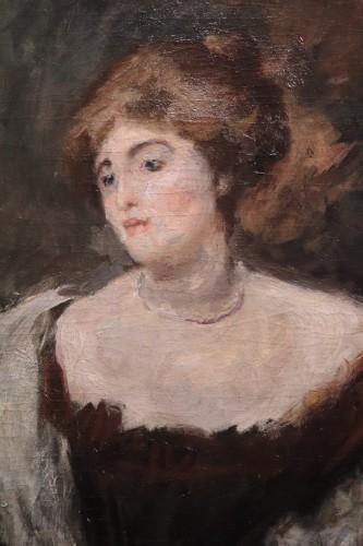 Emilio Gola (1851-1923) - Portrait -