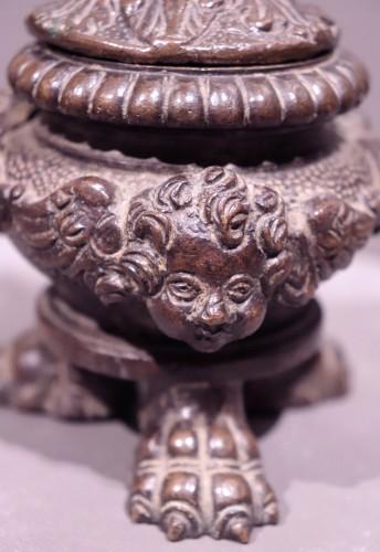 - Bronze inkwell, Veneto, 16th century