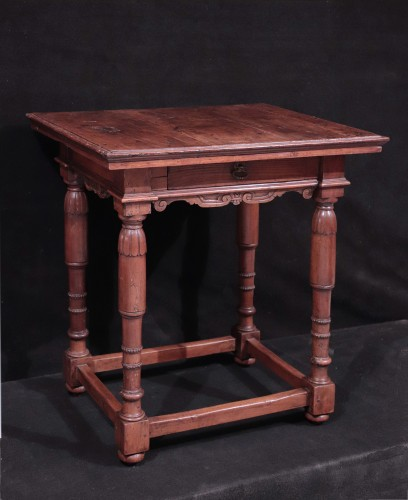 Furniture  - Walnut Table, Florence, 16th Century