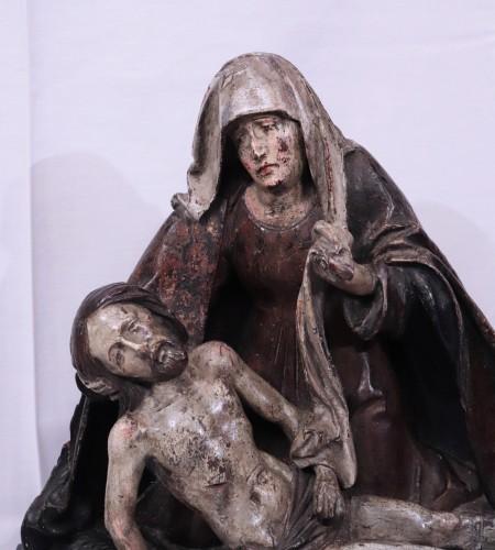 Sculpture  - Pietà, Germany, late 15th century