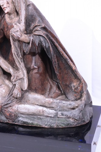 11th to 15th century - Pietà, Germany, late 15th century