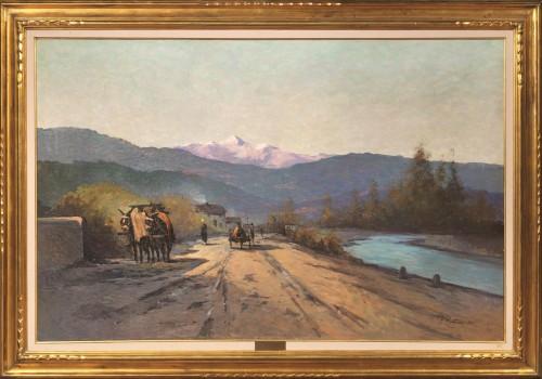 Ferruccio Rontini(1893 - 1964) - Landscape