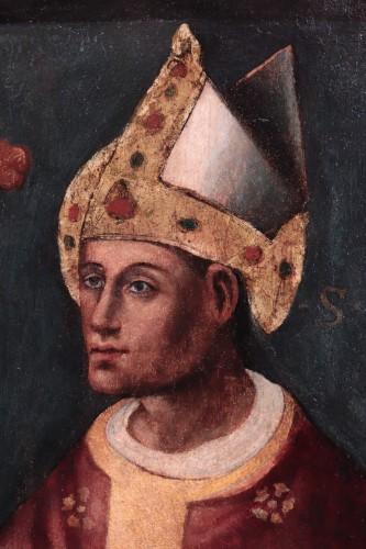 Saint-Claude, Venetie 15th Century  - Paintings & Drawings Style
