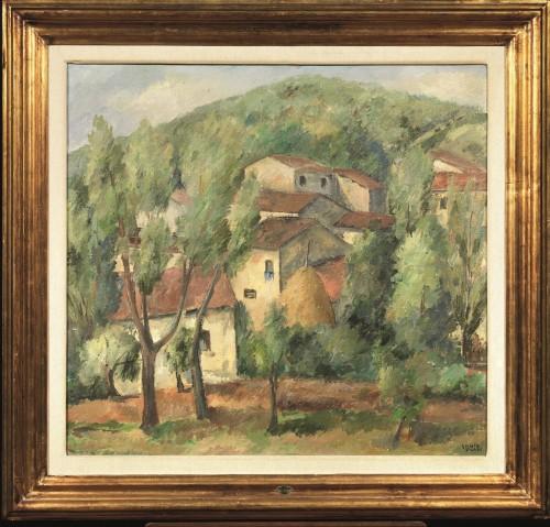 Silvio Pucci (1892 - 1961)- Landscape