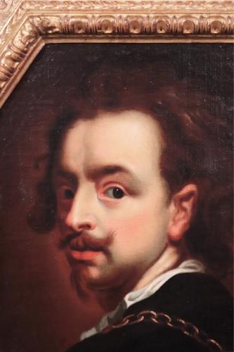 17th century - Portrait - Flemish School 17th century