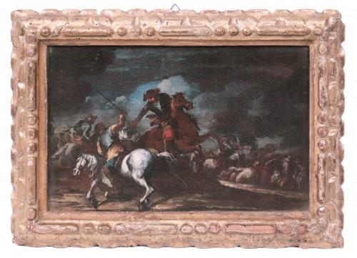 Giuseppe Zais (1709-1774) - Battle