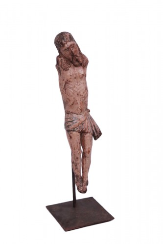 Polychrome wooden Christ, Umbria, 15th century