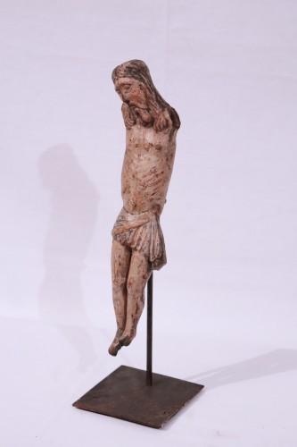 Polychrome wooden Christ, Umbria, 15th century -