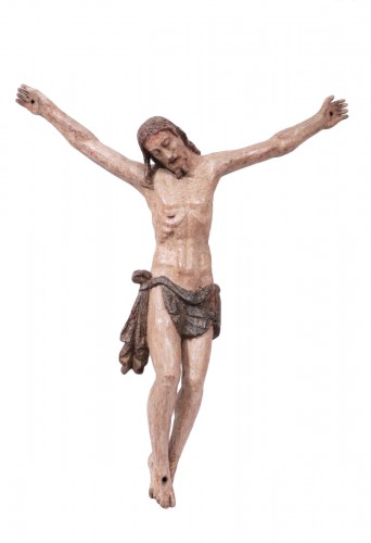 Polychromed wooden Christ, Tuscany, 16th century
