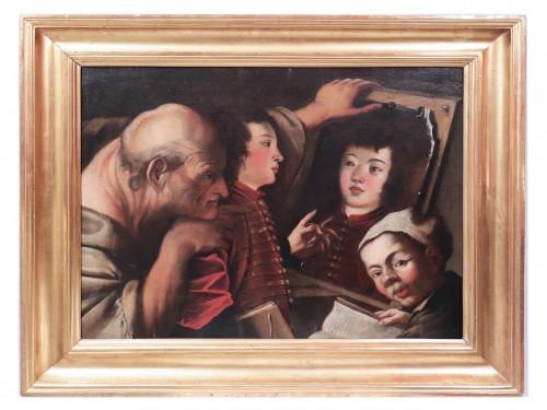 Know Yourself  - Pietro Della Vecchia and atelier (1603-1678)
