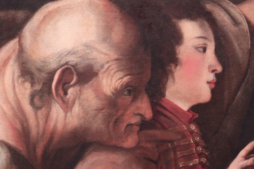 Paintings & Drawings  - Know Yourself  - Pietro Della Vecchia and atelier (1603-1678)