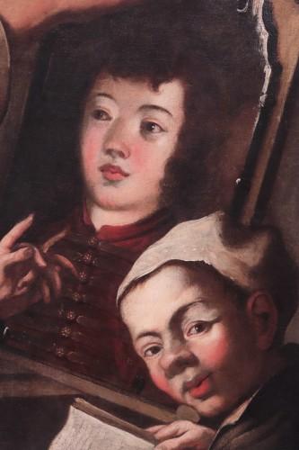 Know Yourself  - Pietro Della Vecchia and atelier (1603-1678) -