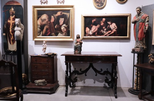 17th century - Know Yourself  - Pietro Della Vecchia and atelier (1603-1678)