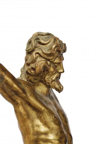 An important Italian gilt bronze corpus, circa 1600 - Sculpture Style Renaissance