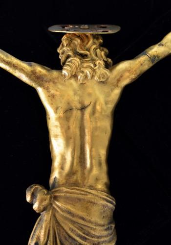 An important Italian gilt bronze corpus, circa 1600 -