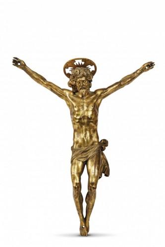 An important Italian gilt bronze corpus, circa 1600 - Renaissance