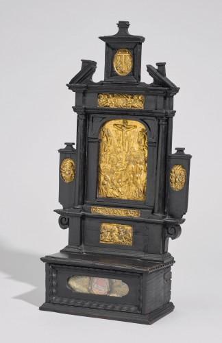 A South German Renaissance House Altar - Religious Antiques Style Renaissance