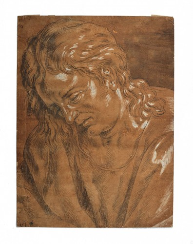 St John in Mourning - Circle of Hans Baldung Grien