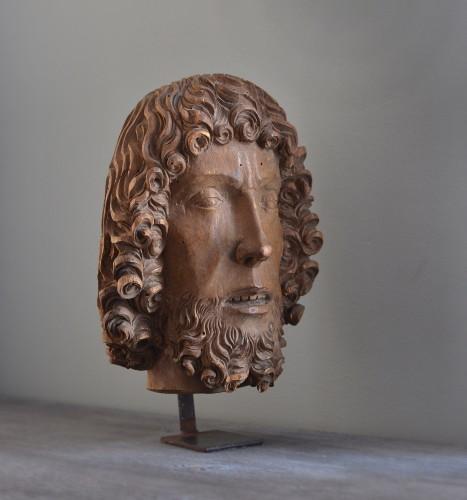 Sculpture  - Head of John the Baptist