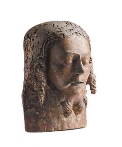 15th century Florentine Head of Christ
