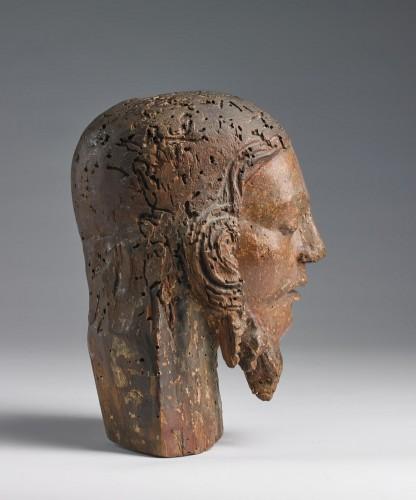 15th century Florentine Head of Christ -