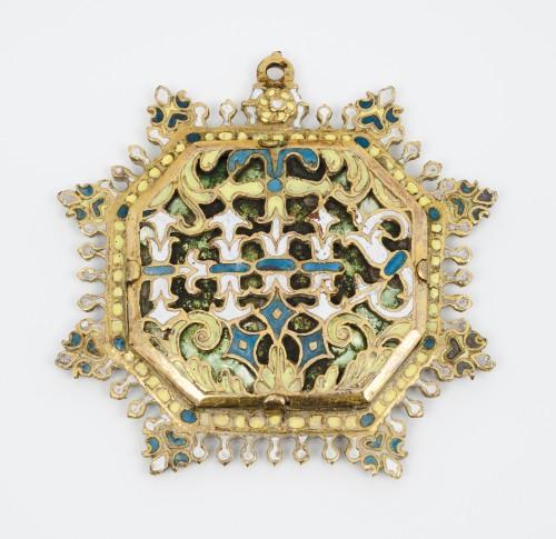 A 17th century Spanish devotional pendant - Religious Antiques Style Renaissance