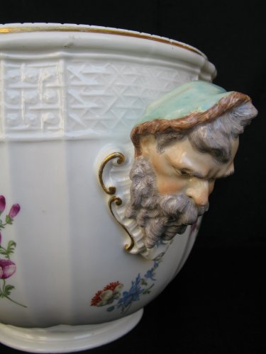 Meissen bottle cooler, MARCOLINI period -