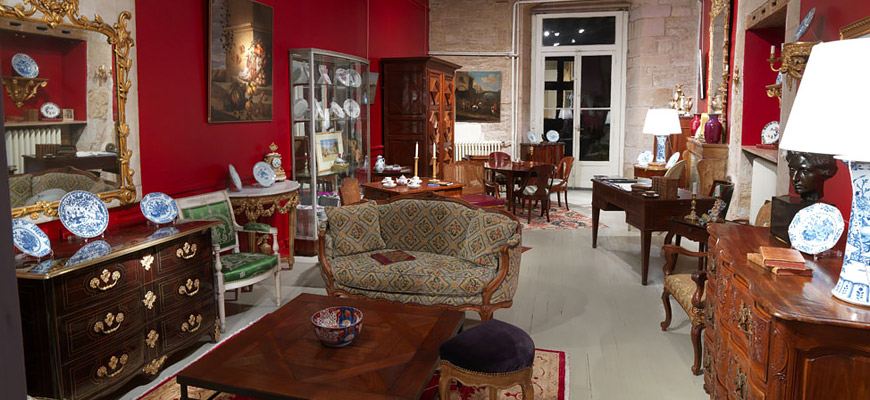 Antiquaire Galerie Damidot