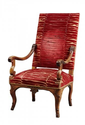 Large Louis XIV armchair