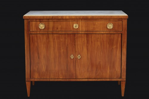 Pair of sideboards in cherry - Furniture Style Directoire