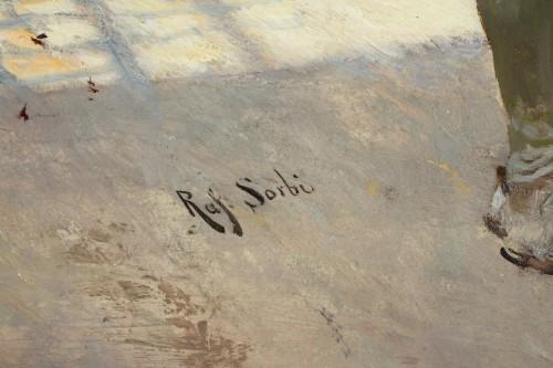 La serenata - Raffaello Sorbi (1844-1931) -