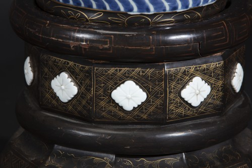 Antiquités - Pair Of 19th Century Japanese Imari Vases