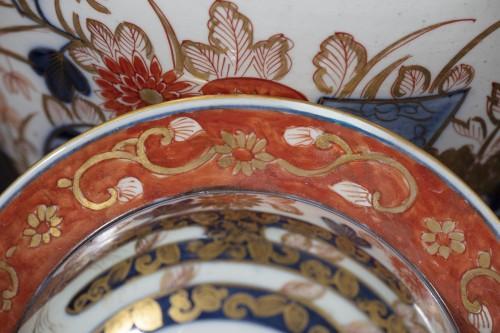 19th century - Pair of Imari jars