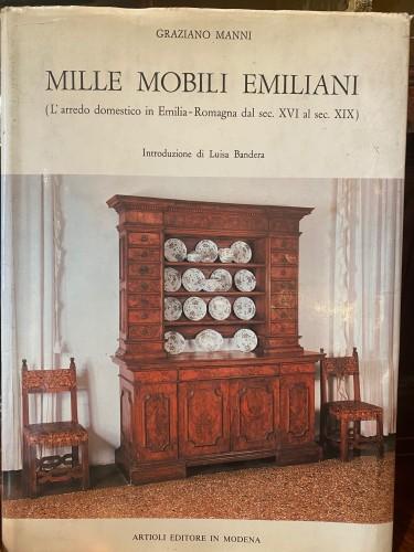 Important Emilian trumeau - Louis XV