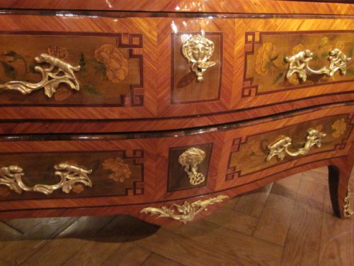 18th century - A Louis XV commode