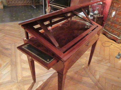 "Furniture  - Architect Table called ""à la Tronchin"""