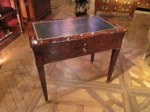 """Antiquités - Architect Table called """"à la Tronchin"""""""