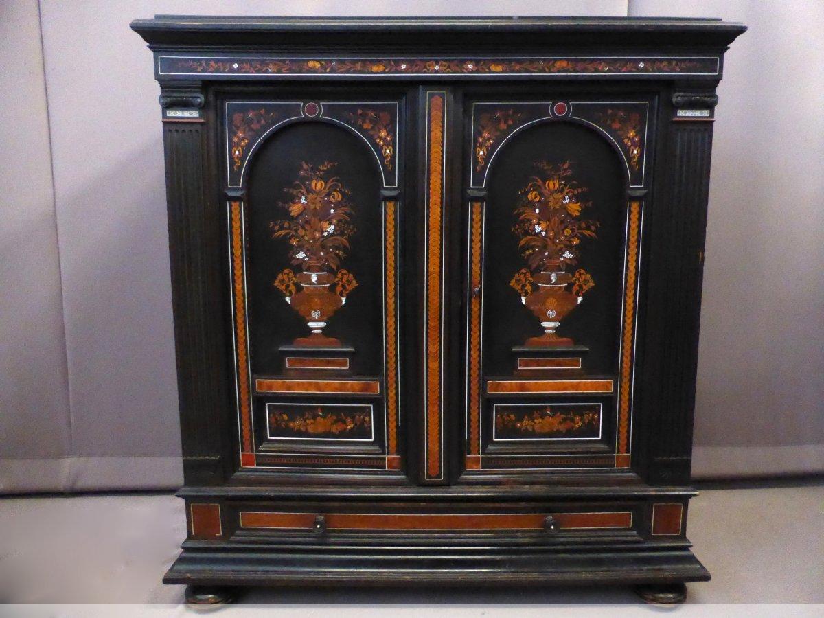 meuble dappui deux portes dpoque napolon iii