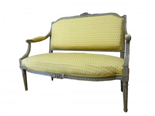 canap ancien antiquit s page 2 anticstore. Black Bedroom Furniture Sets. Home Design Ideas