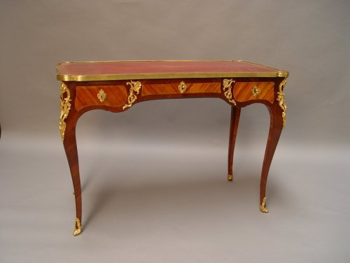 18th century - Bureau plat Louis XV period