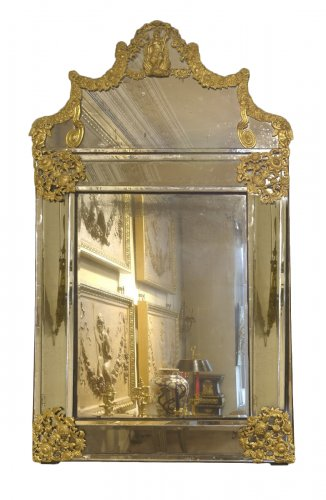 Mirror Louis XIV period - Northern Europe - Flanders