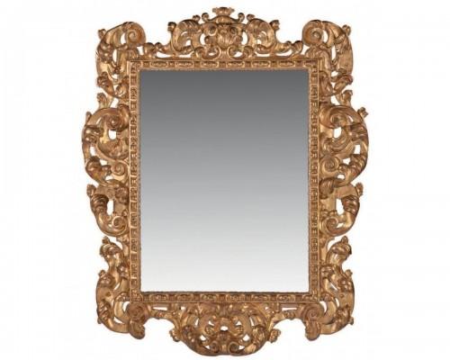 Italian mirror - 18th century