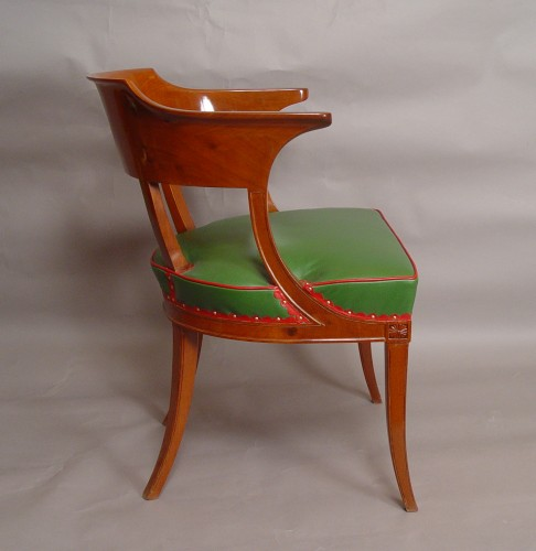 Seating  - desk armchair stamped Jacob