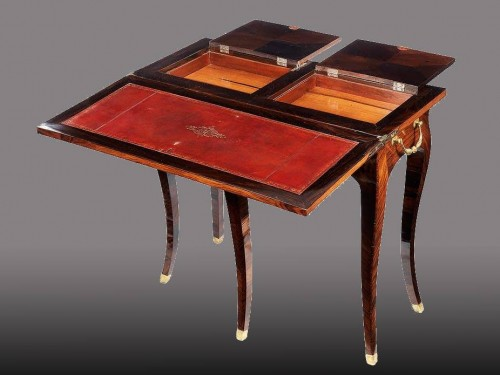 18th century - changer table stamped migeon