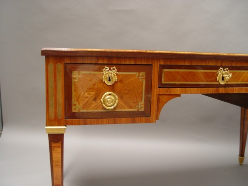 Furniture  - flat desk stamped Mewesen