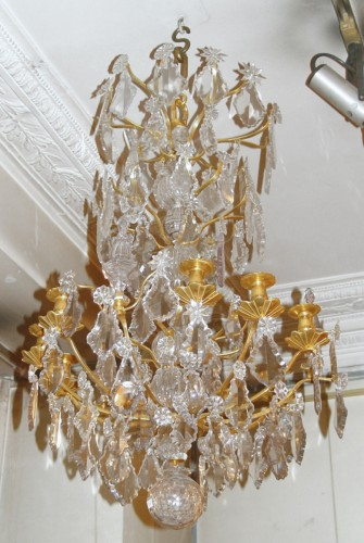 chandelier louis XV period